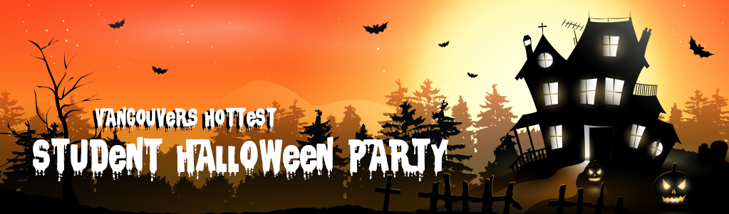 Vancouver Hottest Halloowen Party