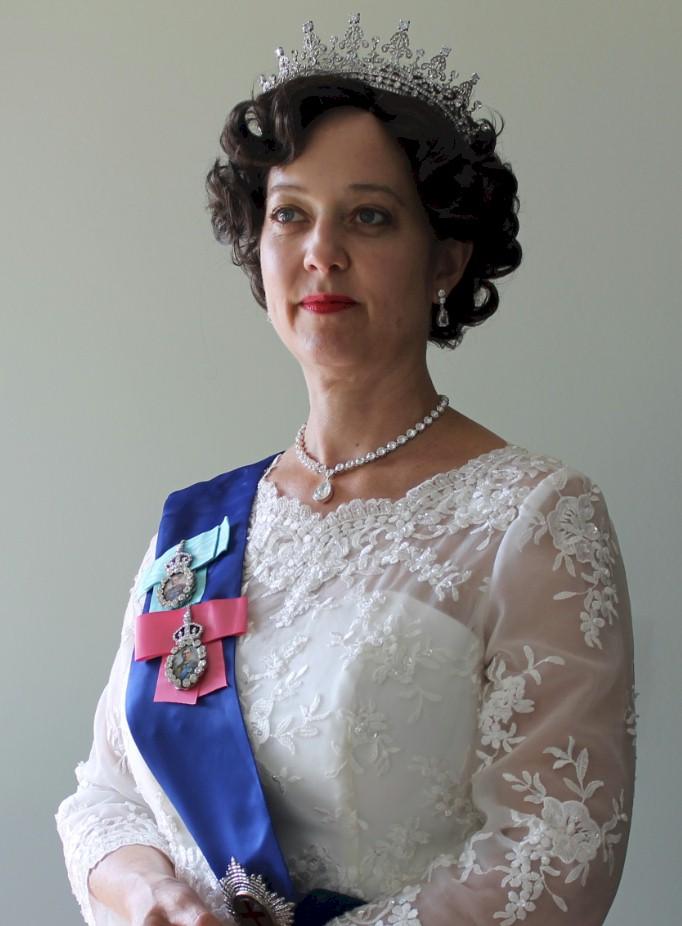 Queen Elizabeth Leslie Goddard