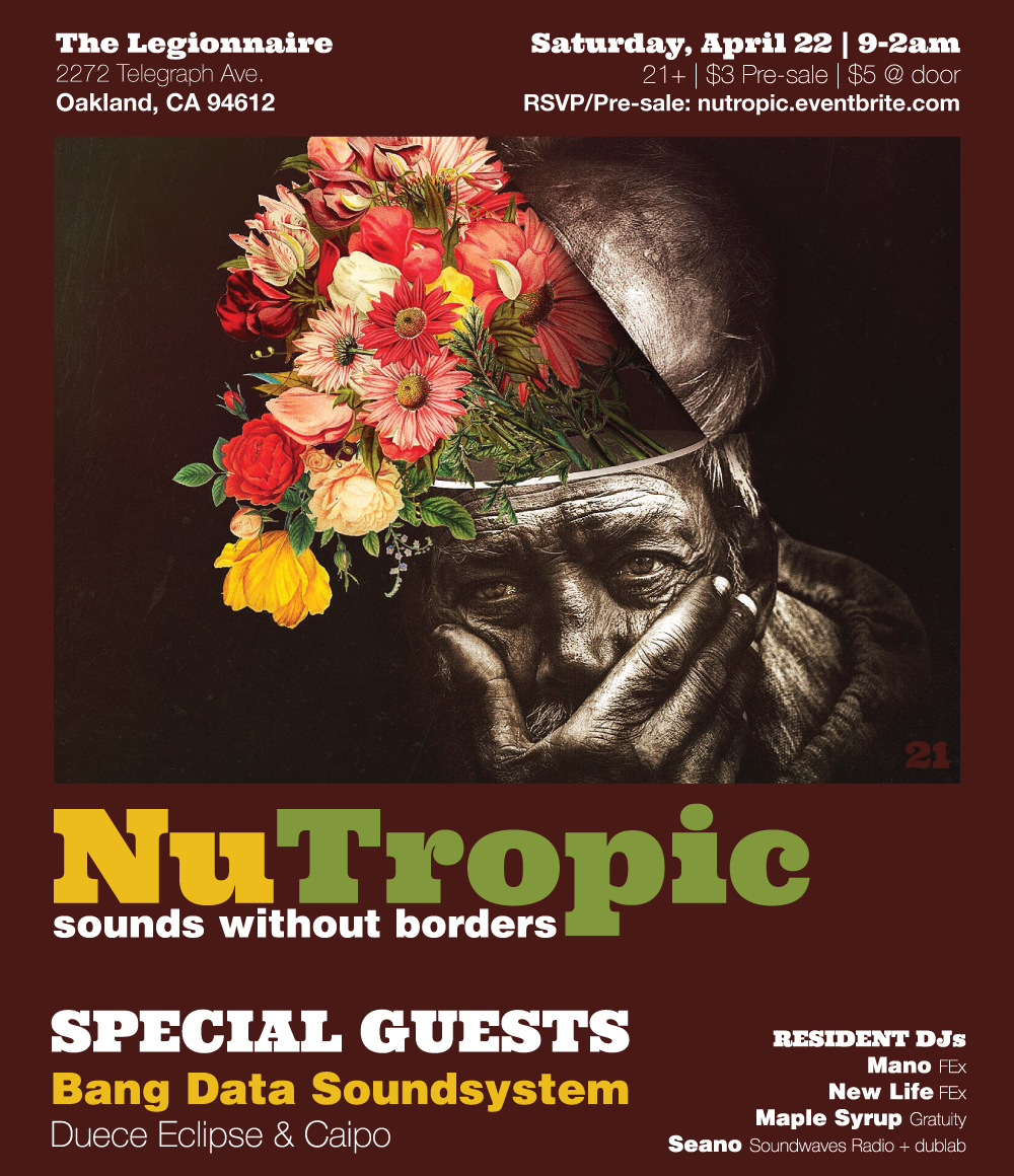 NuTropic back in The Town