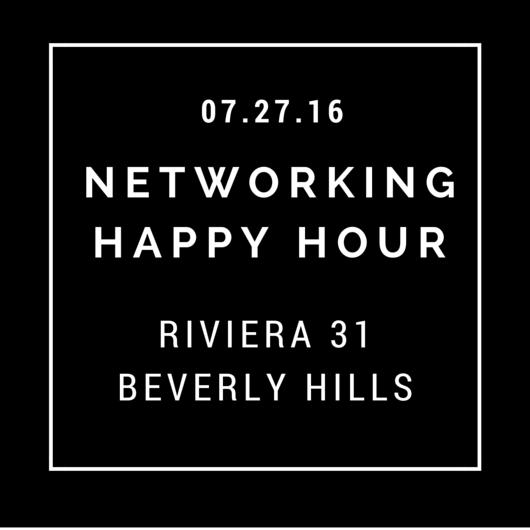Summer Networking Event, Beverly Hills