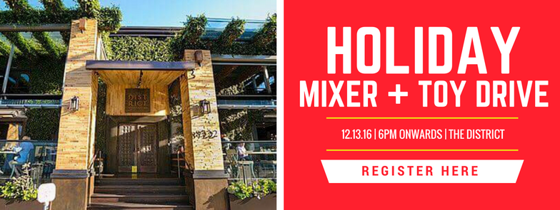 Holiday Mixer -  Toy Drive