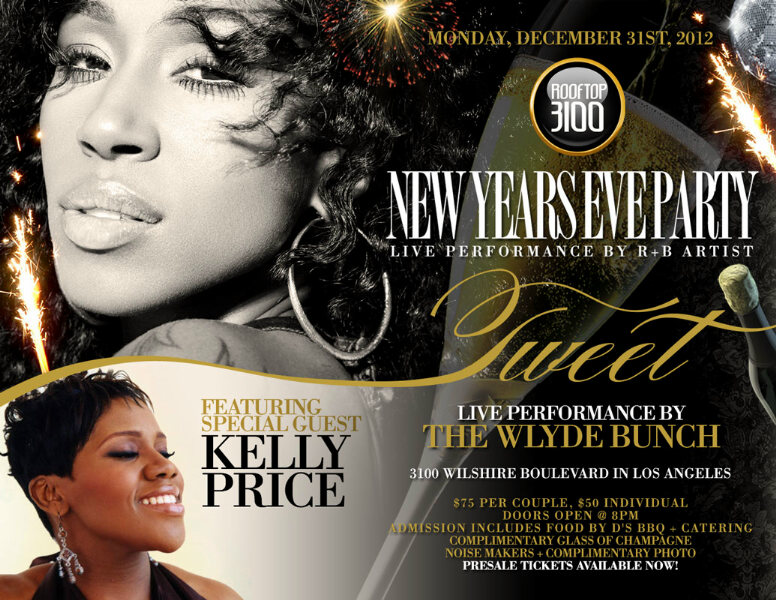 New Years Eve With Kelly Price