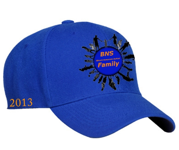 BNS Family Reunion 2013 Caps