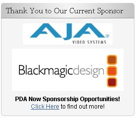 SMPTE PDA Now Sponsors