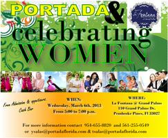 CELEBRATING WOMEN EVENT