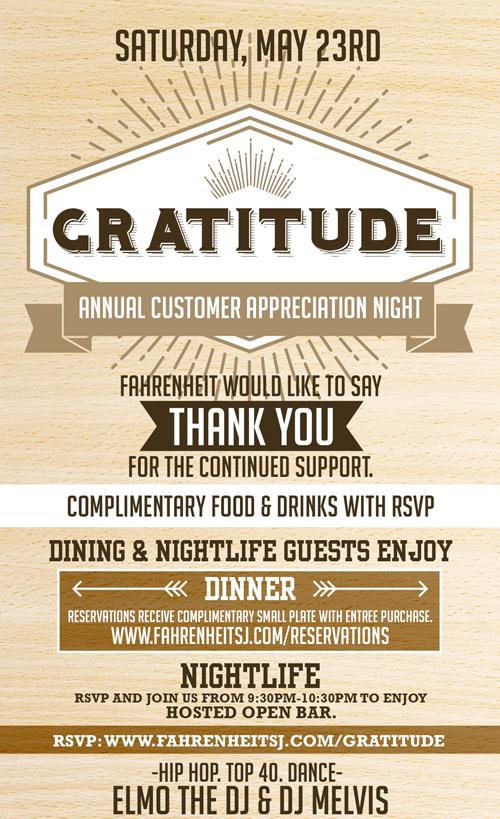 Customer Appreciation Night images