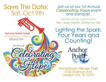 celebrating hope