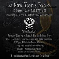 Swift's Attic New Year's Eve Bash