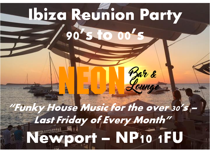 Ibiza reunion party 90 39 s to 00 39 s funky house music for Funky house classics 2000