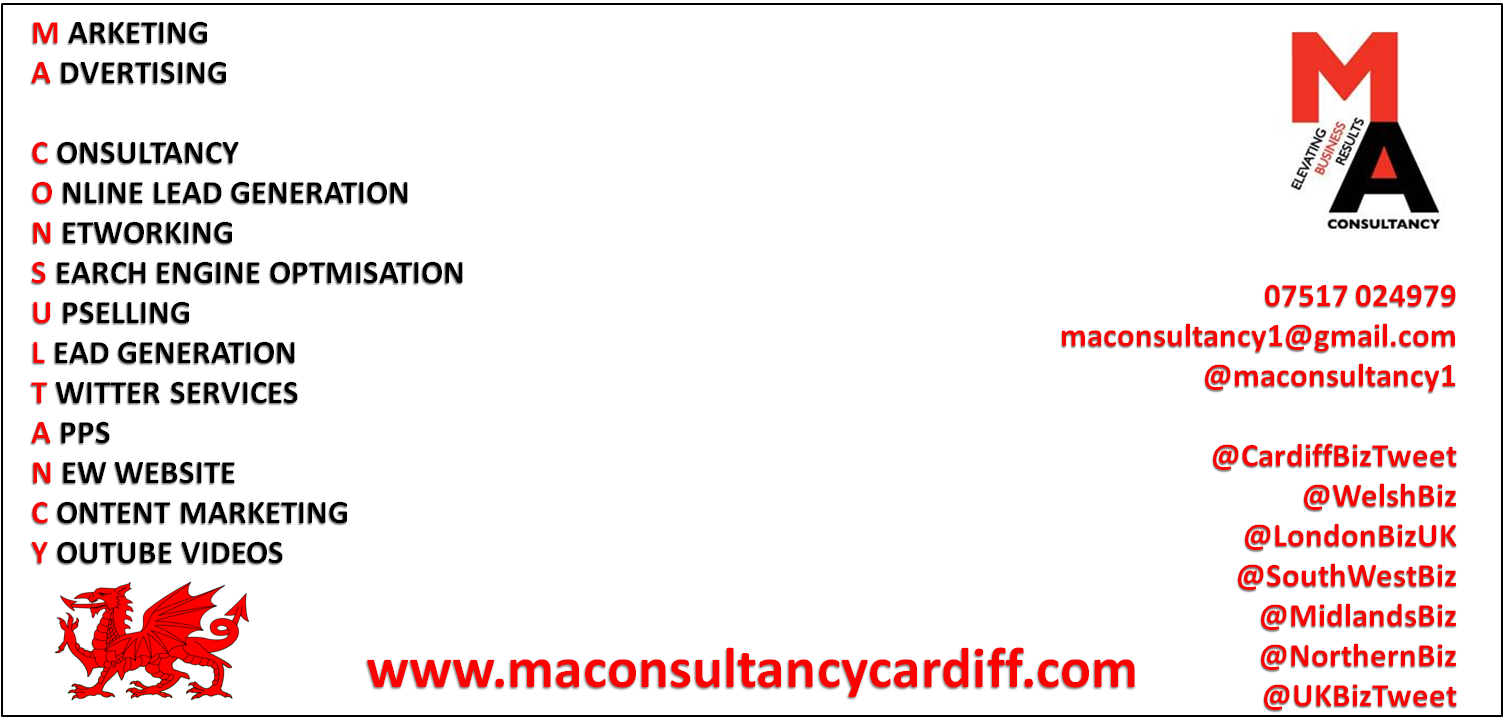 MA Consultancy banner