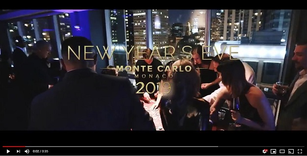 NYE on ROOF Video
