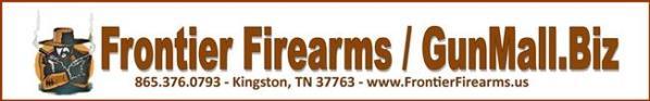 Frontier Firearms Kingston TN