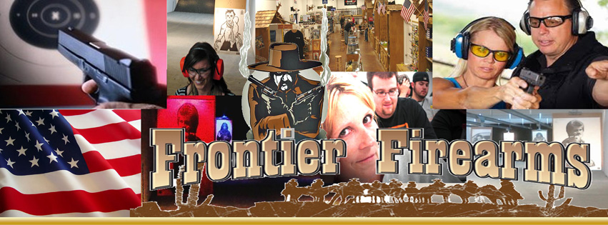 Events at Frontier Firearms
