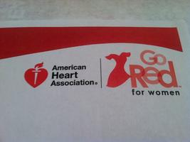 DiscGo Red/Go Red for Women