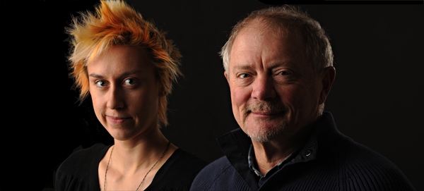 Denver Post Photo Staffers Mahala Gaylord and Dean Krakel