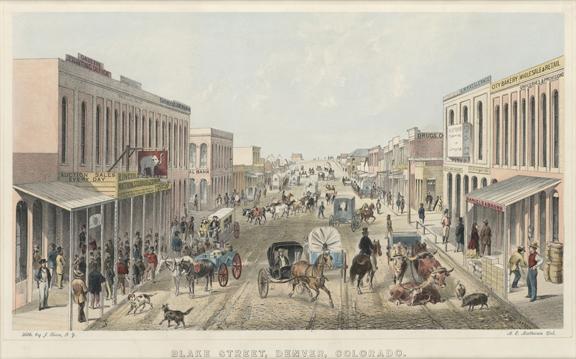 blake street 1866