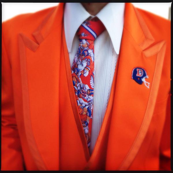 Bronco suit