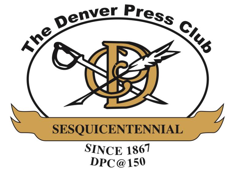 Denver Press Club logo