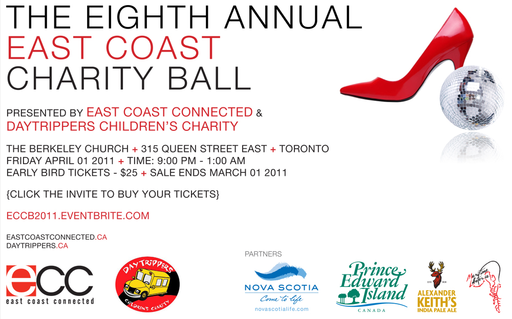 8th Annual East Coast Charity Ball