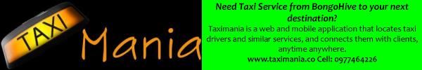 Taximania logo