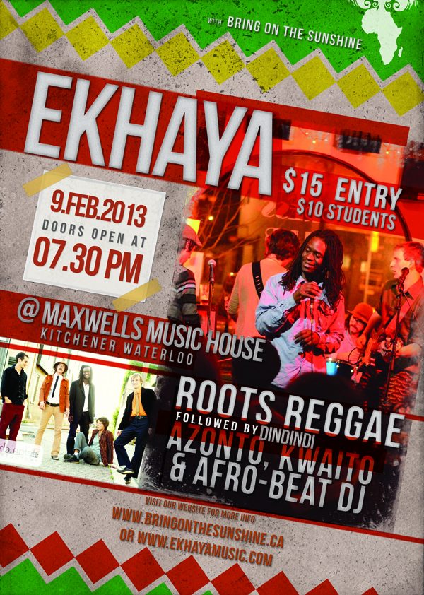 Ekhaya Poster