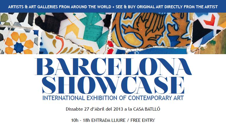 Barcelona Showcase 2013
