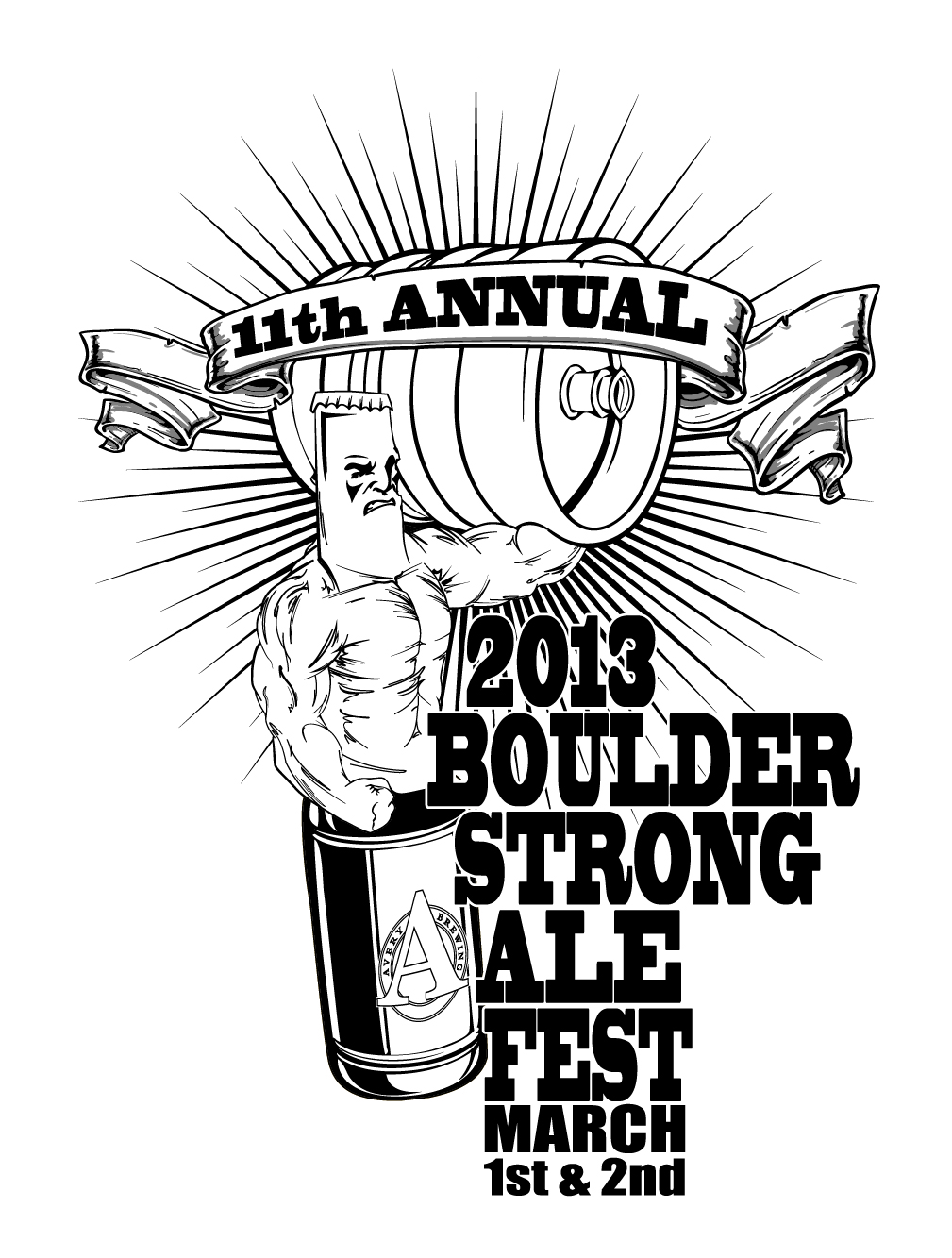 Boulder Strong Ale Fest