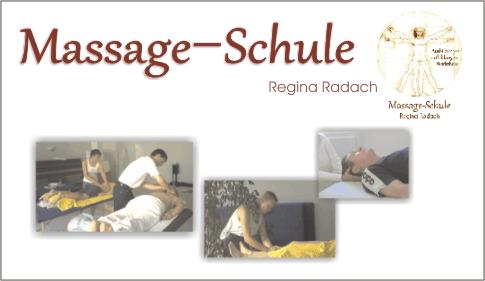 Massage-Schule-Radach - Massage-Ausbildungen und Fortbildungen