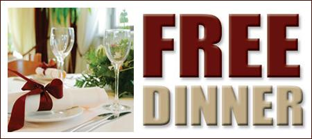 Free Dinner Celebration at the North Park Lounge!
