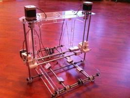 The Build Shop - Rep Rap: Building Your Own 3D Printer!