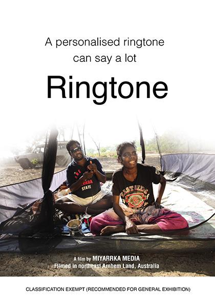 ringtone poster