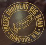 Freese Brothers Big Band logo