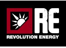 Revolution Energy logo