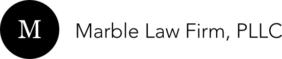 Marble Law Firm logo
