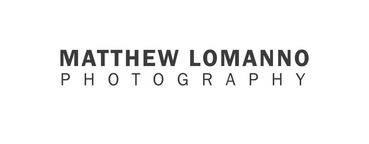 matthew lomanno photography logo