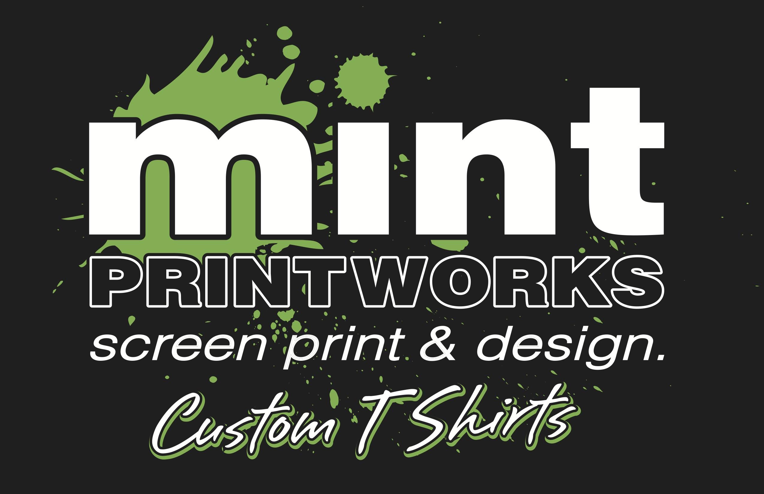 Mint Printworks logo
