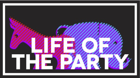 Life of the Party logo