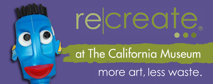 Recreate at the Museum logo