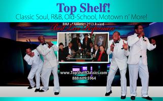 Top Shelf's Motown Madness Revue & Dinner Show