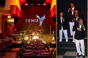 Fenix Supper Club - Top Shelf Classic Soul Revue and Dance Party