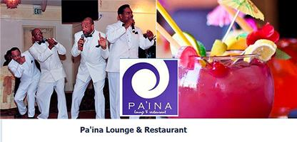 Top Shelf Classic Soul Revue - Pa'ina Lounge/Restaurant