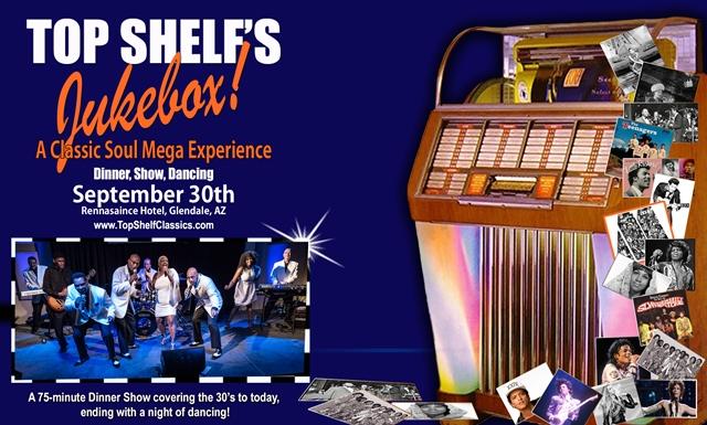 Top Shelf Classics Jukebox Revue