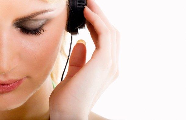 listening intently