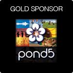 pond5 gold sonsor