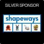 shapeways - silver sponsor
