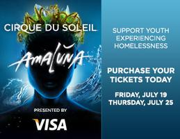 Cirque du Soleil's Amaluna - A Benefit Performance for Urban Peak
