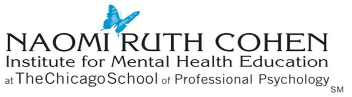 Naomi Ruth Cogen Institute Logo