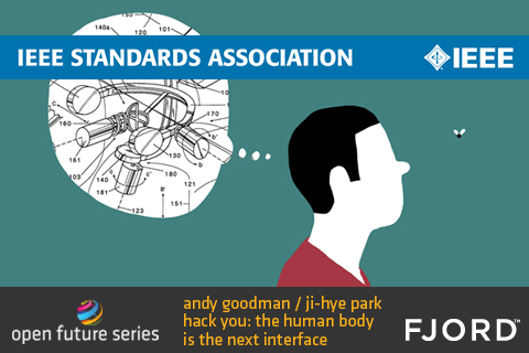 SXSW Hack You: Human Body is the Next Interface Andy Goodman Ji-Hye Park