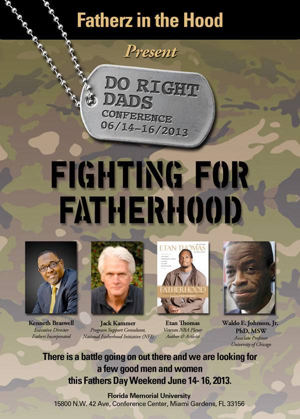 DO RIGHT DADS FIGHTING FOR FATHERHOOD