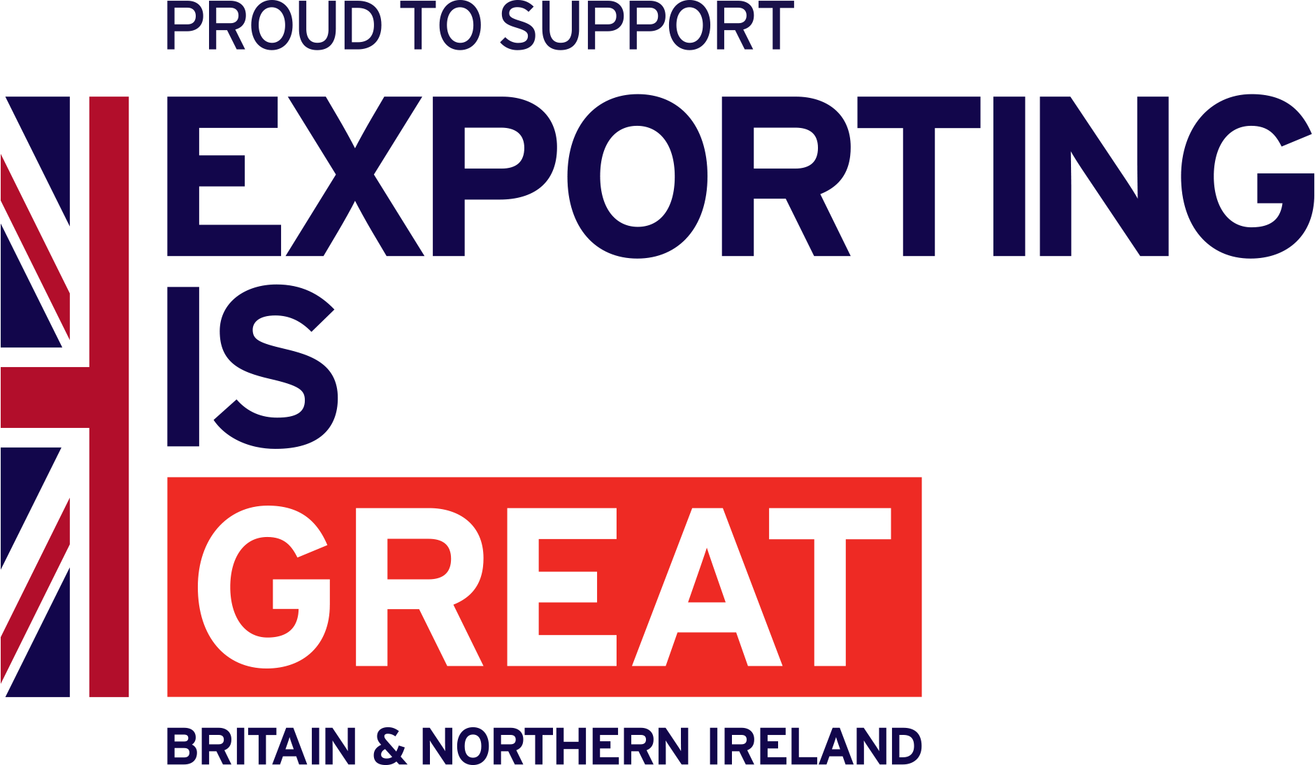 Proud to support exporting